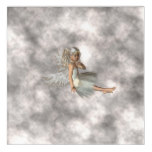 Angel in the Clouds Acrylic Wall Art