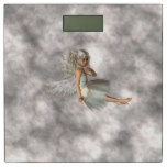 Angel in the Clouds Bathroom Scale
