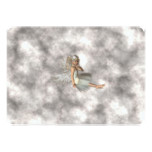 Angel in the Clouds Card