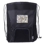 Angel in the Clouds Drawstring Backpack