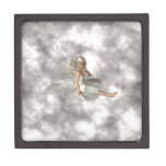 Angel in the Clouds Keepsake Box