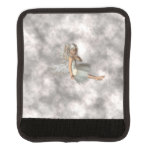 Angel in the Clouds Luggage Handle Wrap