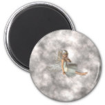 Angel in the Clouds Magnet