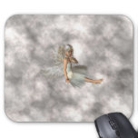 Angel in the Clouds Mouse Pad