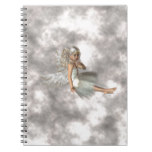 Angel in the Clouds Notebook
