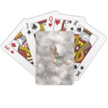 Angel in the Clouds Playing Cards