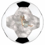 Angel in the Clouds Soccer Ball