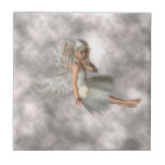 Angel in the Clouds Tile