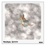 Angel in the Clouds Wall Sticker