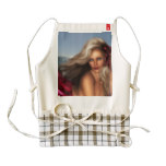 Beautiful Mermaid Zazzle HEART Apron