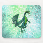 Dragons Breath Mouse Pad