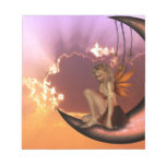 Fairy Dreams Notepad