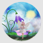 Fairy Shower  Stickers