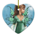 Fairytales Ceramic Ornament