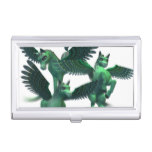 Flying Pegasus Business Card Holder