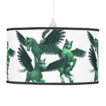 Flying Pegasus Ceiling Lamp