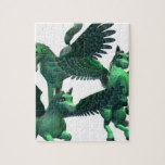 Flying Pegasus Jigsaw Puzzle