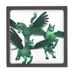 Flying Pegasus Keepsake Box