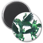 Flying Pegasus Magnet