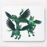 Flying Pegasus Mouse Pad