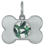 Flying Pegasus Pet Tag
