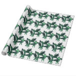 Flying Pegasus Wrapping Paper