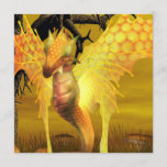 Golden Dragon  Invitations