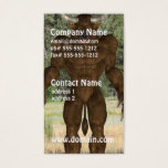 Greek Minotaur Business Card
