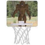 Greek Minotaur Mini Basketball Hoop
