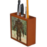 Greek Minotaur Pencil Holder