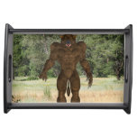 Greek Minotaur Serving Tray