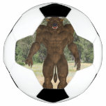 Greek Minotaur Soccer Ball