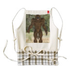 Greek Minotaur Zazzle HEART Apron