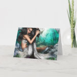 Mermaid Allure Greeting Card