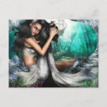 Mermaid Allure Postcard