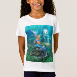 Mermaid Girl's T-Shirt