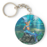 Mermaid Keychain