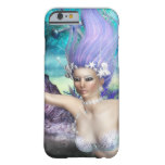 Mermaid Swimming Barely There iPhone 6 Case