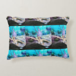 Mermaid Swimming Decorative Pillow