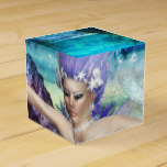 Mermaid Swimming Favor Box