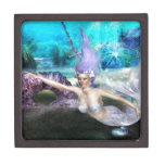 Mermaid Swimming Gift Box