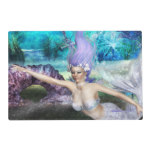Mermaid Swimming Placemat