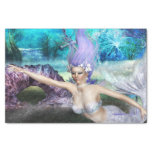 Mermaid Swimming Tissue Paper