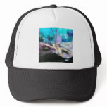 Mermaid Swimming Trucker Hat