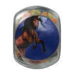 Moonlit Unicorn Jelly Belly Candy Jar