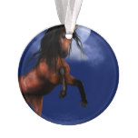 Moonlit Unicorn Ornament