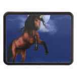 Moonlit Unicorn Trailer Hitch Cover
