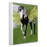 Pegasus Dreams 3 Ring Binder