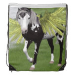 Pegasus Dreams Drawstring Backpack