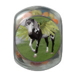 Pegasus Dreams Jelly Belly Candy Jar